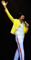 70's Freddy Mercury  Costume